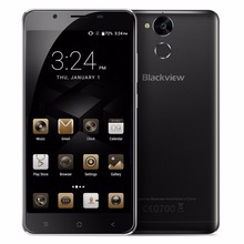 Unlocked Blackview P2 Lite Smartphone 5.5 inch FHD Screen 3GB RAM 32GB ROM Android 7.0 MTK6753 Octa Core 1.3GHz 13MP 4G OTG