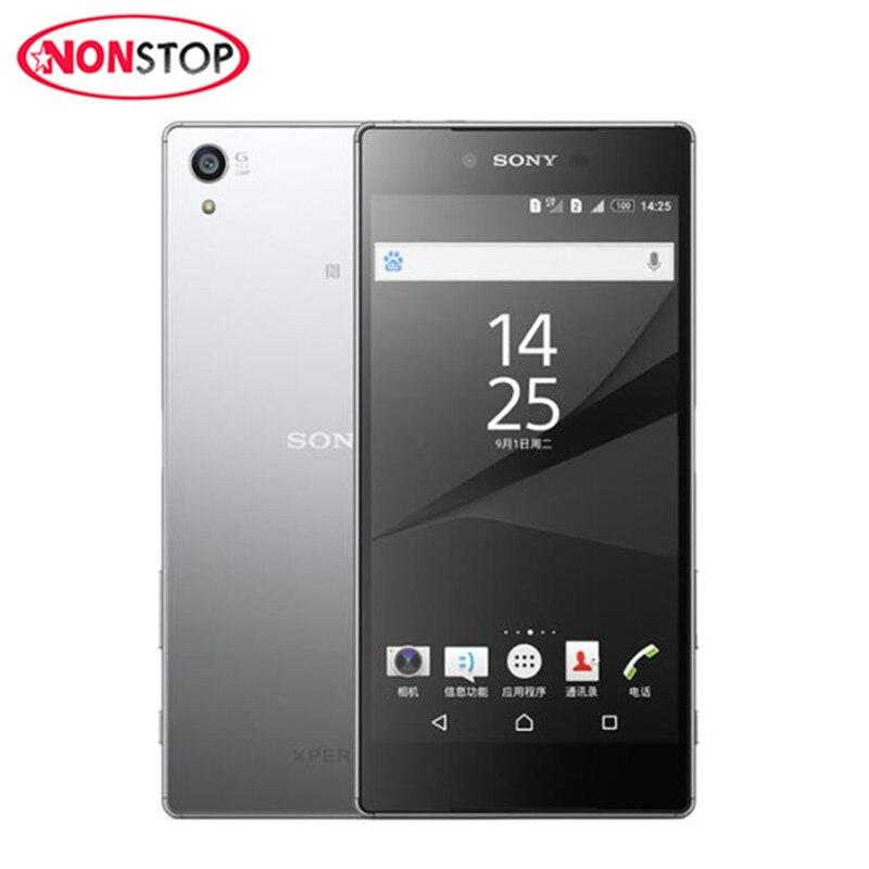 Sony Snapdragon 810 Original Xperia Z5 Premium 32GB GSM/WCDMA/LTE Bluetooth Octa Core