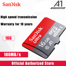 Sandisk Micro SD карты Class10 TF card16gb 32 ГБ 64 ГБ 128 ГБ 200 ГБ 256 ГБ 400 ГБ до 80 МБ/с. карты памяти для samrtphone и настольный ПК