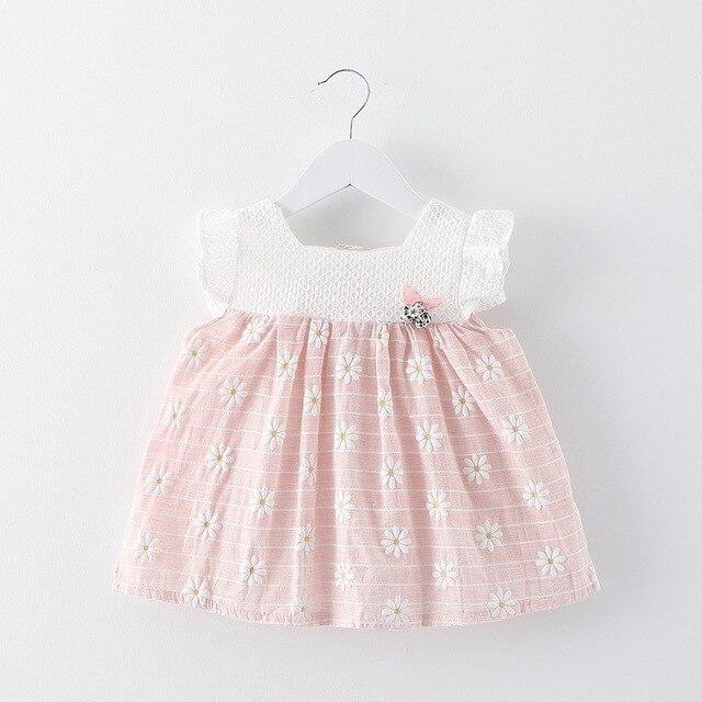 Daisy vestiti da estate del bambino dei bambini appena