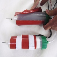 a syringe of 20CC/50*70mm/220V outer diameter 21.5mm forrefrigeration protection e controller Silicone heater syringe