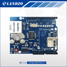 1 шт. Arduino Щит Ethernet Shield W5100 R3 W5100 UNO Mega 2560 1280 328 УНР R3 Развития борту
