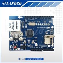 1 unids Escudo Arduino Ethernet Shield W5100 W5100 R3 UNO 2560 1280 328 Mega UNR R3 junta de Desarrollo