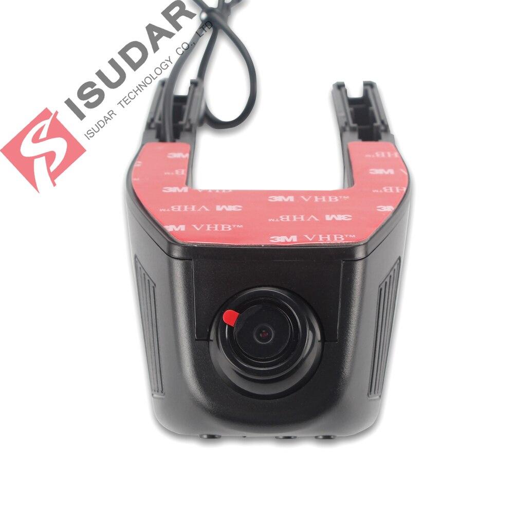 Isudar HD Voiture DVR Caméra Pour Isudar Windows Voiture Lecteur Multimédia