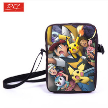 Pokemon Animation Series Messenger Bag