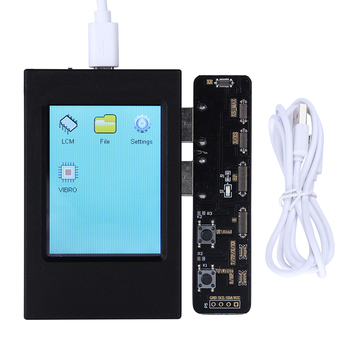 LCD Screen EEPROM Programmer Vibrate Code Read Write For iPhone 7/7P/8/8P/X Photosensitive Repair for iPhone 8/8P/X/XR/XS/XS MAX