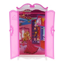 armario muñecas RETRO VINTAGE
