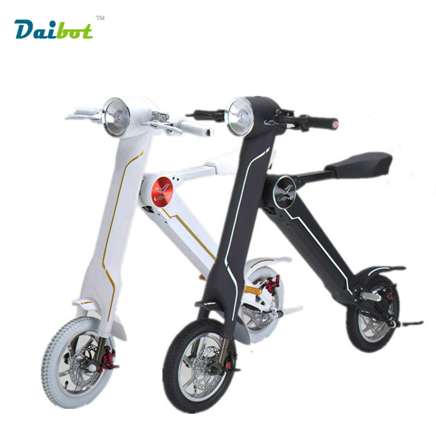 Free Shipping Smart Electric Folding Scooter Motorcycle