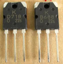top 10 most popular d718 transistor list and get free