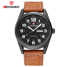LONGBO Fashion Quartz Watch Men Watches Top Brand Luxury Casual Leather Wrist Watch Male Clock for Men Hodinky Relogio Masculino цена и фото