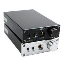 Fx-audio DAC-X6 HiFi optyczny/koncentryczny/USB cyfrowy wzmacniacz Audio dekoder DAC z wyjściem słuchawkowym AMP SA9023 OPA2134