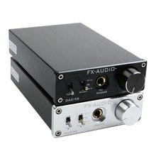 Fx audio DAC X6 hifi 광/동축/usb 디지털 오디오 앰프 dac 디코더 (헤드폰 출력 포함) sa9023 opa2134