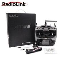 Radiolink transmisor de sistema AT9S PRO 2,4G 9CH con receptor R9DS, Control remoto AT9, actualización de visión para RC quadcopter helicóptero