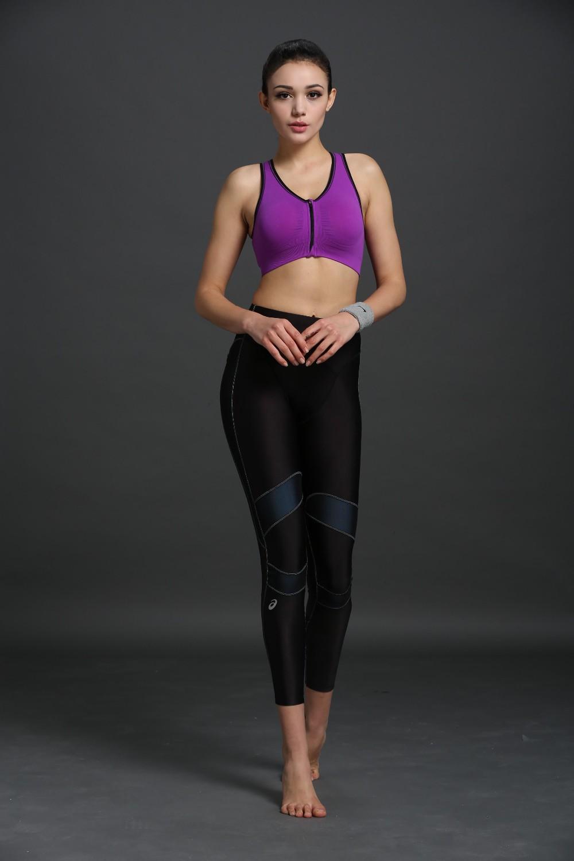 B.BANG 17 New Women Zipper Bra Push Up Crop Top Seamless Sexy Shakeproof Underwear M-XXXL Big Size Wholesale Brassiere 7