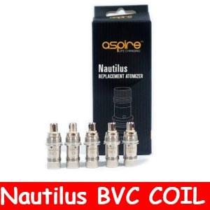 nautilus bvc