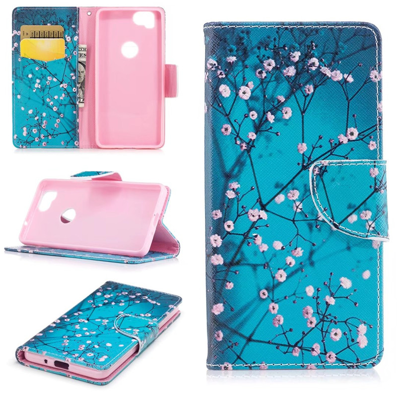 Book Flip PU Leather Cases For Google Pixel/Pixel XL Case Funda Wallet Stand Slot Full Housing Silicone Cover For Google Pixel 2