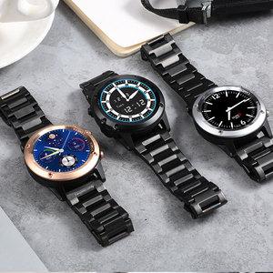 "Image 5 - H1 שעון חכם אנדרואיד 4.4 עמיד למים 1.39 ""MTK6572 BT 4.0 3G Wifi GPS SIM עבור iPhone Smartwatch גברים מכשירי לביש"