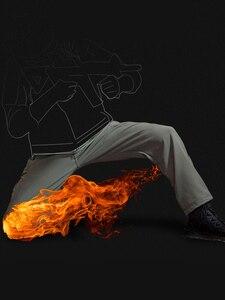Image 2 - MEGE רך פגז טקטי הסוואה מכנסיים גברים עמיד למים Combat צבאי מטען חם צמר Camo חורף חם צבא Modis מכנסיים