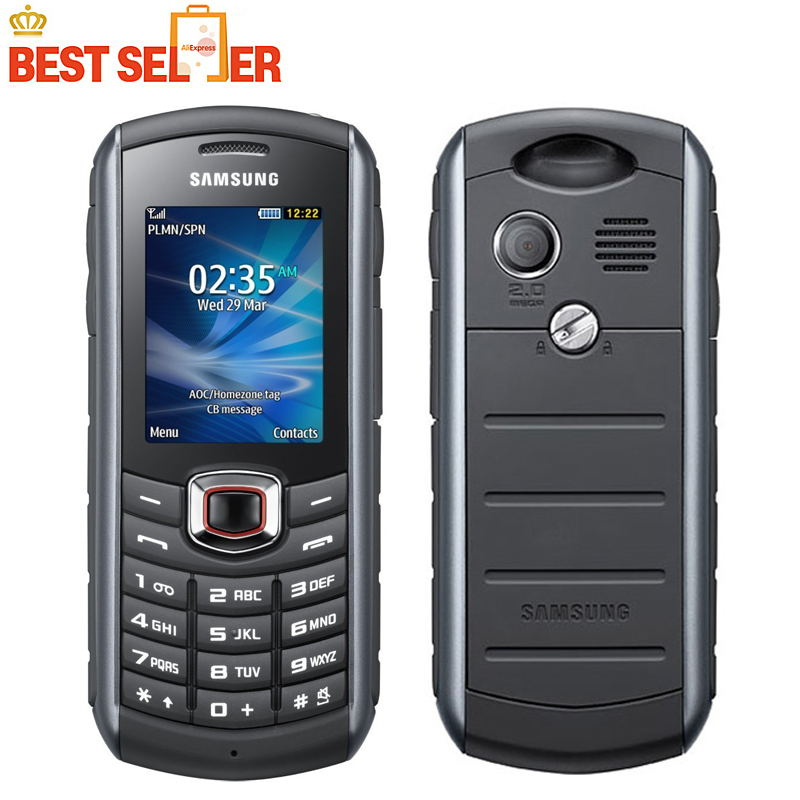 Refurbished Smartphone Samsung B2710 Original Unlocked Mobile Phone 1300mAh GPS 2.0