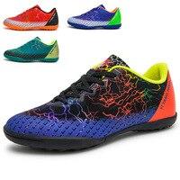 2018 New Indoor Futsal Soccer Boots Sneakers Kids Cheap Soccer Superfly Original Football Shoes Trainning Soccer Sneaker