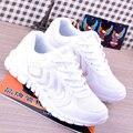 Plataforma de venta caliente Mujer de La Manera 2016 de Las Mujeres del verano Zapatos Casuales Zapatos Tenis Femenino Deporte Niñas Damas Iluminan Zapatos para caminar