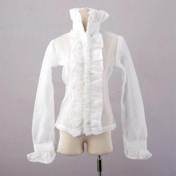 [ Wamami ] 80 # белые одежды кружева / рубашка 1/4 MSD бжд Dollfie