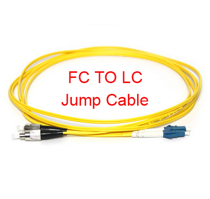 10Pcs/Lot New 3M 10ft LC to FC Yellow Fiber Direct Connect Jumper Cable SM Simplex Single Mode Optic for Network professional fiber optic connectors cable 3m lc to lc fiber patch cord electricos jumper cable duplex 3 0mm mm 62 5 125 lc lc hr
