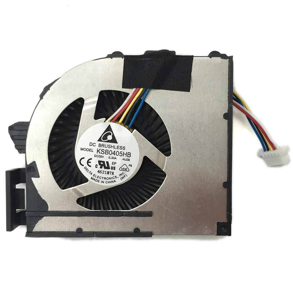 New Original Cooling Fan For Lenovo ThinkPad E420 E520 E425 E525 Cooler Radiator Fan 3Y26N7R cooing fan KSB0405HB Free shipping new radiator cooling fan clutch for bmw 535i 735i 735il m3 m5 z3 11527831619