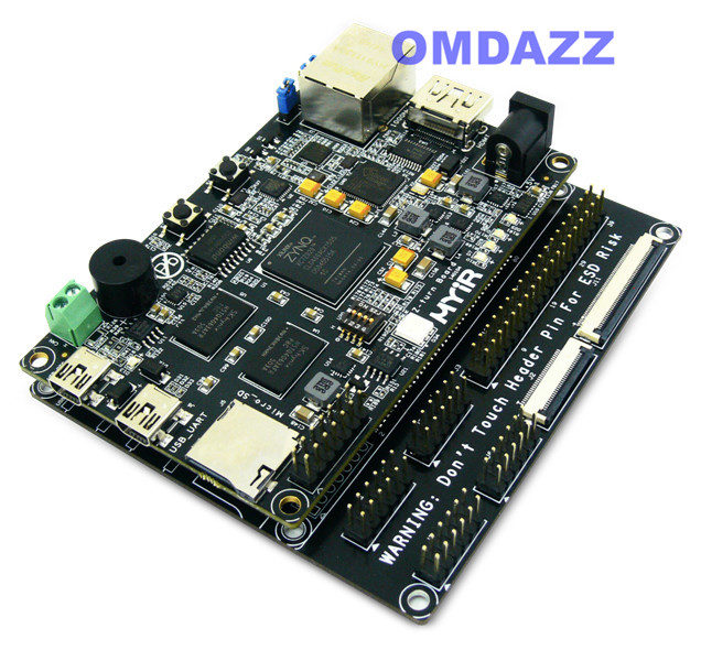 Image 5 - ARM Cortex A9 + XILINX ZYNQ 7010 FPGA Development Board Xilinx XC7Z010 Interface Board Circuit Board DEMO Board-in Integrated Circuits from Electronic Components & Supplies
