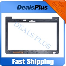 Replacement New Touch Screen Digitizer Glass with Frame For Asus VivoBook S400 S400CA TCP14F21 V1.1 14 INCH Black