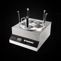 מסחרי אטריות סיר נירוסטה שולחן סוג אטריות בישול תנור 5000W מסחרי אטריות בישול מכונה SMK TSZML01-במעבדי מזון מתוך מכשירי חשמל ביתיים באתר