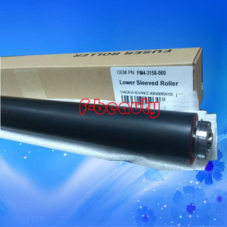 High quality lower fuser roller compatible for Canon imageRUNNER ADVANCE 8095 8105 8205 8285 8295 pressure roller copier part c5030 fuser film compatible new for canon ir advance c5030 c5035 c5045 c5051 high quality