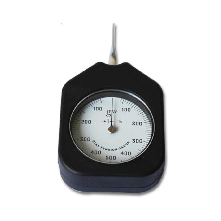 Force Measuring Instruments : Handpi single needle dial tension gauge hts n in force