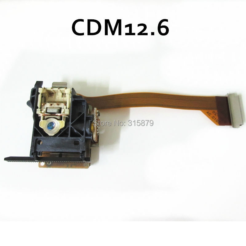 Original CDM12.6 VAM1206 CD Optical Laser Pickup CD-Pro CDM 12.6 CDM-12.6