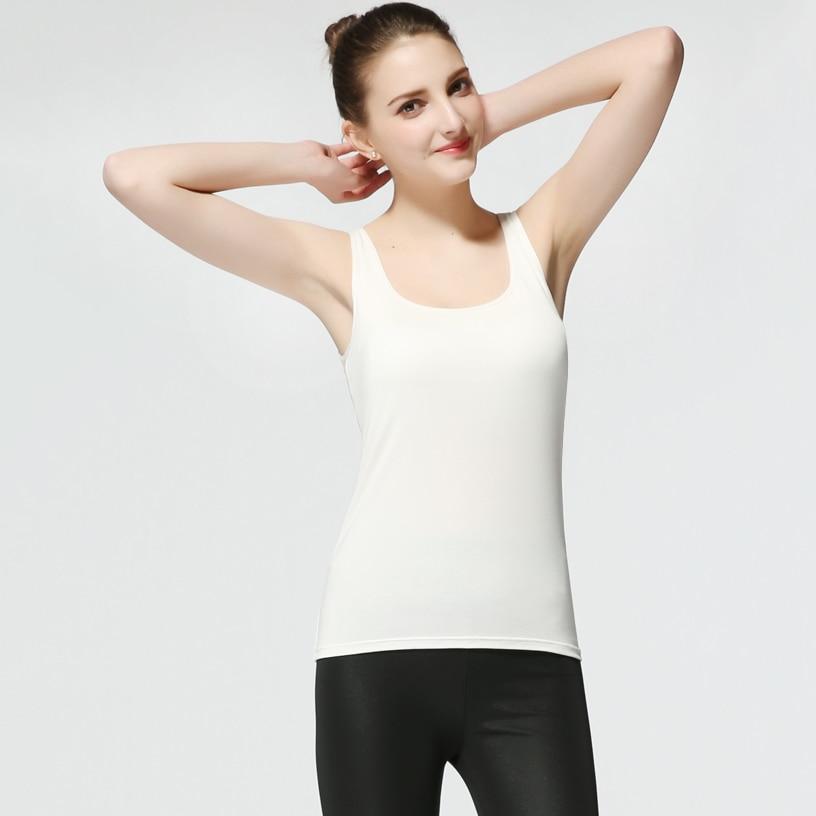 Aliexpress.com : Buy Women Built In Padded Bra Tank Top