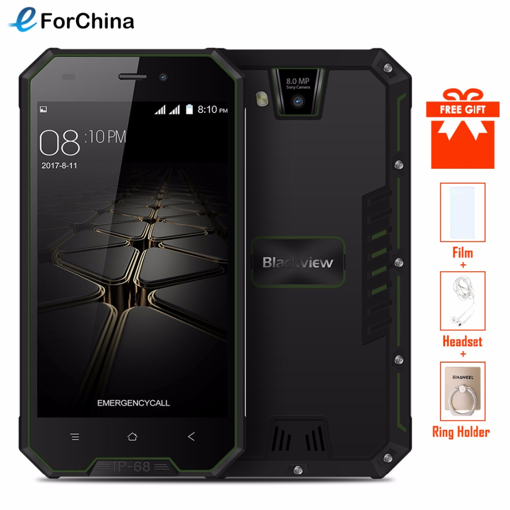 Blackview BV4000 Pro IP68 Waterproof Smartphone 4.7
