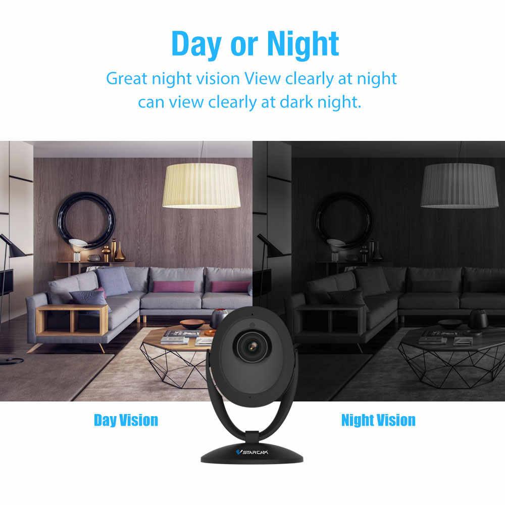Vstarcam 1080 P C93S IP камера wifi сетевая камера наблюдения камера безопасности 110 градусов угол обзора ИК движение приложение-будильник видео монитор