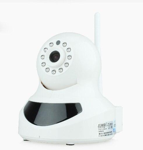 ФОТО Net work CCTV Camera 720P wireless IP Camera HD Night Vision Camera with IR-CUT Onvif Support SD Card Indoor Home Cam