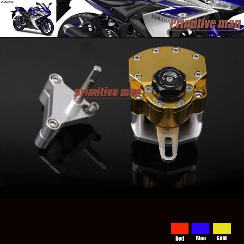 Para yamaha yzf r25 yzf r3 2014-2015 accesorios de la motocicleta amortiguador d