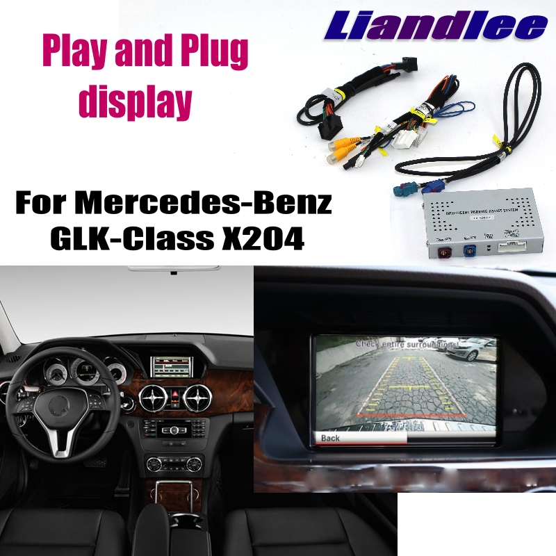 2013-2015 Mercedes-benz Glk-class X204 Rearview Camera Interface Handle Camera Last Style Parts & Accessories