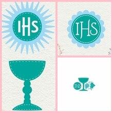 IHS Glory Trophy DIY вырубной штамп ручной работы декоративные бумажные карточки фото для тиснения трафарет ремесло шаблон для скрапбукинга