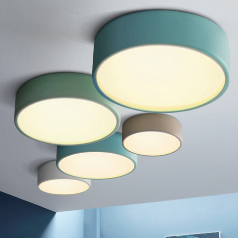 moderno minimalista nordic led lustres luzes