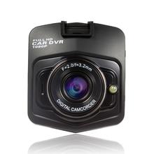 Coche DVR HD 1080 P Auto DVR Coche Mini Cámara de Vídeo Digital grabadora Con Opinión Posterior Del Coche DVR Dash Cam G-sensor de Visión Nocturna