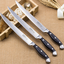 LD 7Cr17 stainless steel 7 inch chef knife 7 inch multi-purpose knife kitchen knives cooking tools beauty kitchen accessories.