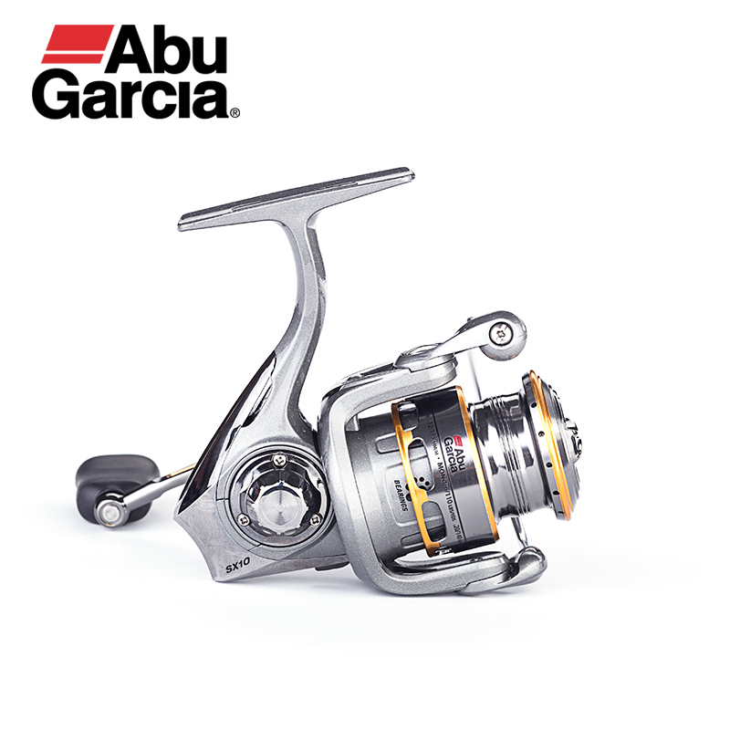 Marque Abu Garcia ORRA2SX2000/3000/4000 8 + 1BB moulinet de pêche en rotation 5.8: 1 moulinet d'eau douce engins de pêche pour chargeur