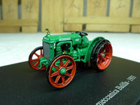 France UH 1 43 Motomeccanica Balilla 1931 Alloy Retro Model Tractor Alloy Agricultural Vehicle Model