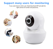 цена на N_eye 3MP Dome Camera 1080P Night Vision Wireless IP Home Security Surveillance System 360 Degree Coverage Pan/Tilt/Zoom Global