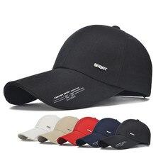 KANCOOLD, Спортивная мужская кепка для рыбы, уличная модная бейсбольная кепка с длинным козырьком, кепка для защиты от солнца