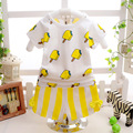 Baby Girls Summer Clothing Sets 2016 Fashion Lovely  Suit T-shirt+short Pants Children Suit Children 2 pcs Children's Clothing