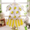 Baby Girls Summer Clothing Sets 2016 Fashion Lovely  Suit T-shirt+short Pants Children Suit Children 2 pcs Children's Clothing